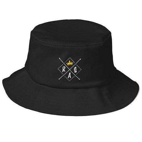 RAS Bucket Hat (Black
