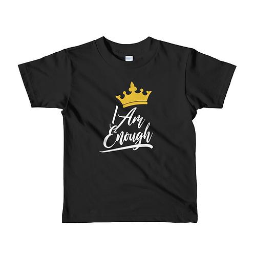 I Am Enough Kids T-Shirt