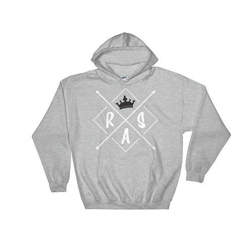 Axcess RAS Hoodie (Black Crown)
