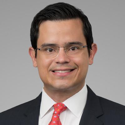 Headshot of Carlos Moran