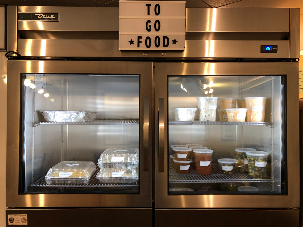 Blue Frog - To Go Meals
