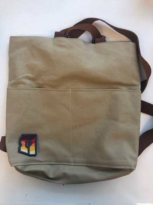 Duck canvas Bag/Backpack