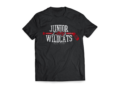 YOUTH JR WILDCAT SHIRT #1