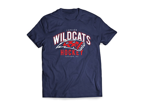 JR WILDCAT SHIRT #2