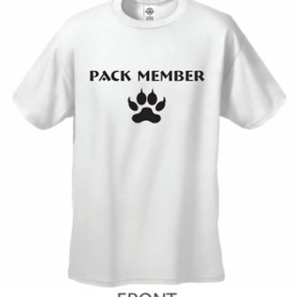 NISA Pack Member Unisex Short Sleeve Tshirt