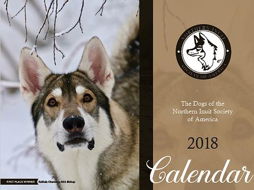 2018 NISA Calendar
