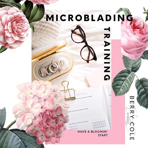 4/5 Day Microblading Training