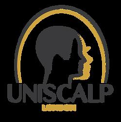UNISCALP LONDON LOGO grey transparent-01