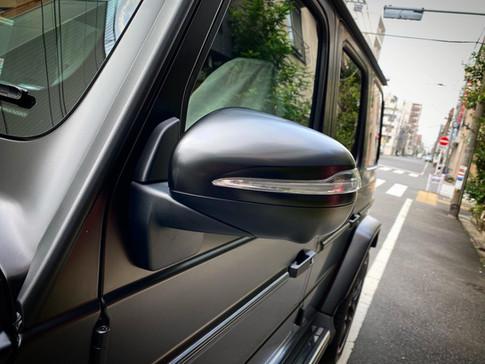 W464 AMG G63 Satin Black