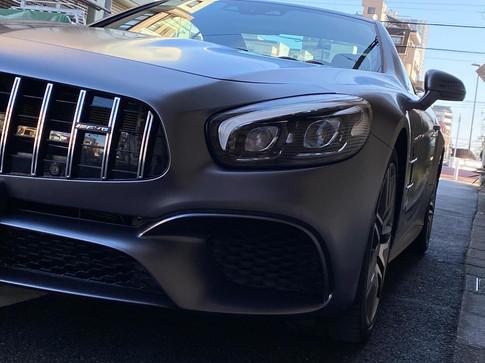 SL 550 Satin Dark Grey