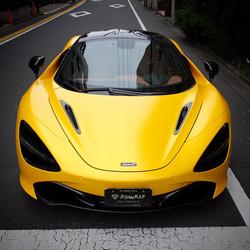 720s Satin Yellow