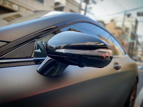 S63 Coupe Satin Black