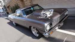 Chevrolet Satin Grey
