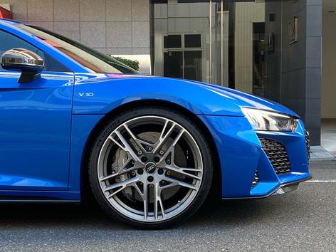 Audi TT PPF
