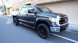 Tundra Satin Black