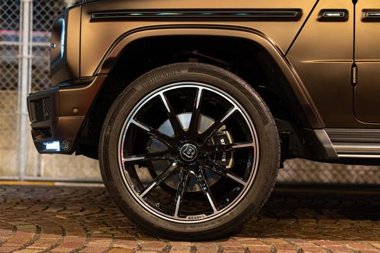 G350d Matte Java Brown