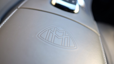 Maybach S600 2 tone