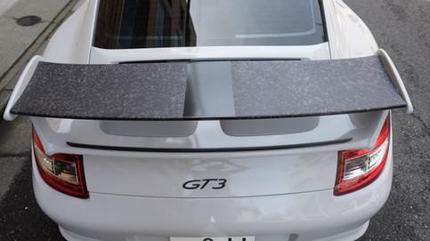 gt3 Nardo Grey クレヨン ラッピング