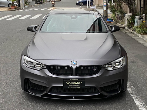 M4 Matte Grey