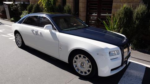 Rolls Royce Ghost ロールス・ロイス ゴースト