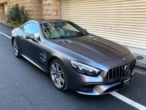 SL 550 Satin Dark Grey