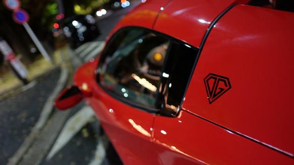 488 Spider Red