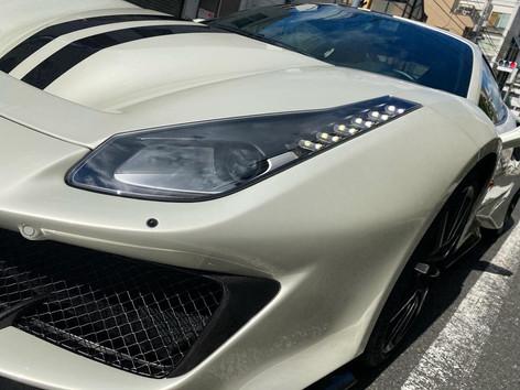 Ferrari Pista PPF