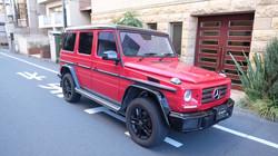 G350d Gloss Metallic Red
