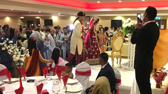 Aicha & Usman's Indian wedding...