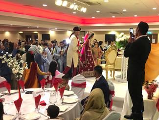 Aicha & Usman's Indian wedding...
