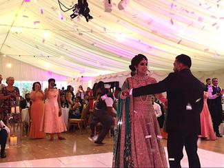 Aman & Deepak's wedding.