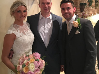 Georgina & Danny's Wedding...