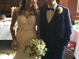 Congrats to Lauren & Reece...