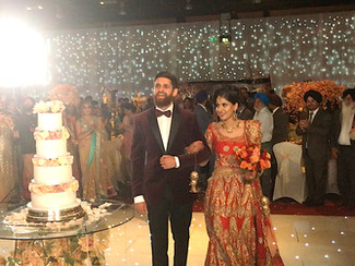 Gary & Gurpreet's Wedding reception...