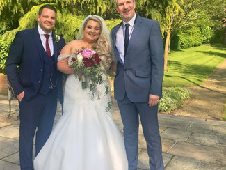 Congratulations to Holly & Reece.