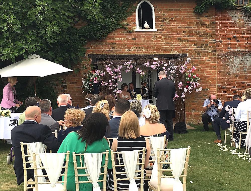 Julie & David's Ceremony