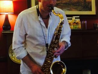 jazz on a Sunday...