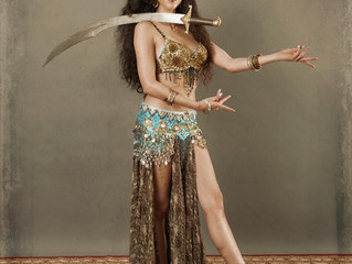 BELLY DANCE SHOWS FOR 2017!