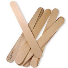 חבילת ספטולות/שפדל עץ רחב
