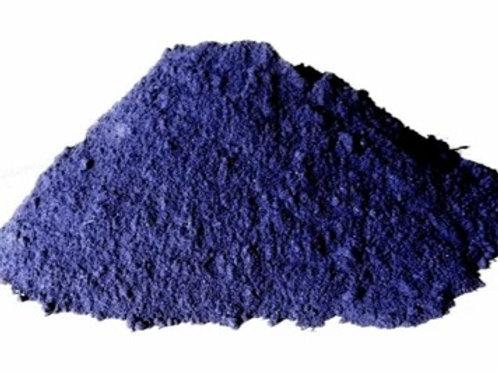 אבקת צבע טבעי אינדיגו