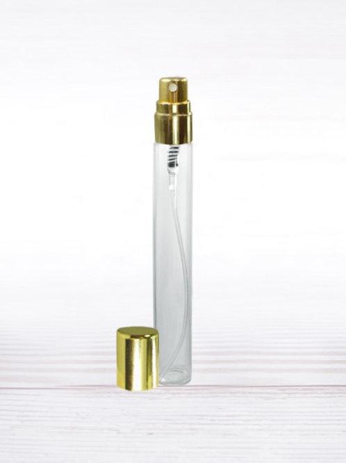 """בקבוק זכוכית אוטומייזר 12 מ""""ל"""