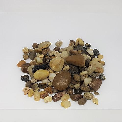 מארז אבנים לקישוט ולנוי