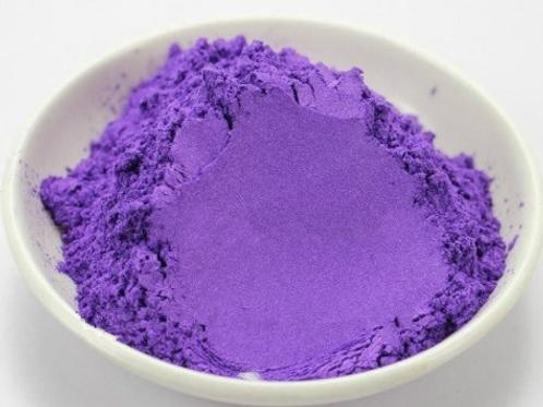 אבקת מיקה - סגול ויולט