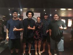 What a beautiful finish to the Pasifika Film Fest Australia 2016 (Sydney & Brisbane)!   Thank you Br