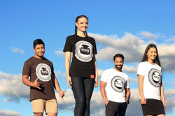 Check out our Pasifika Film Fest ambassadors rocking the new PFF 2016 tees