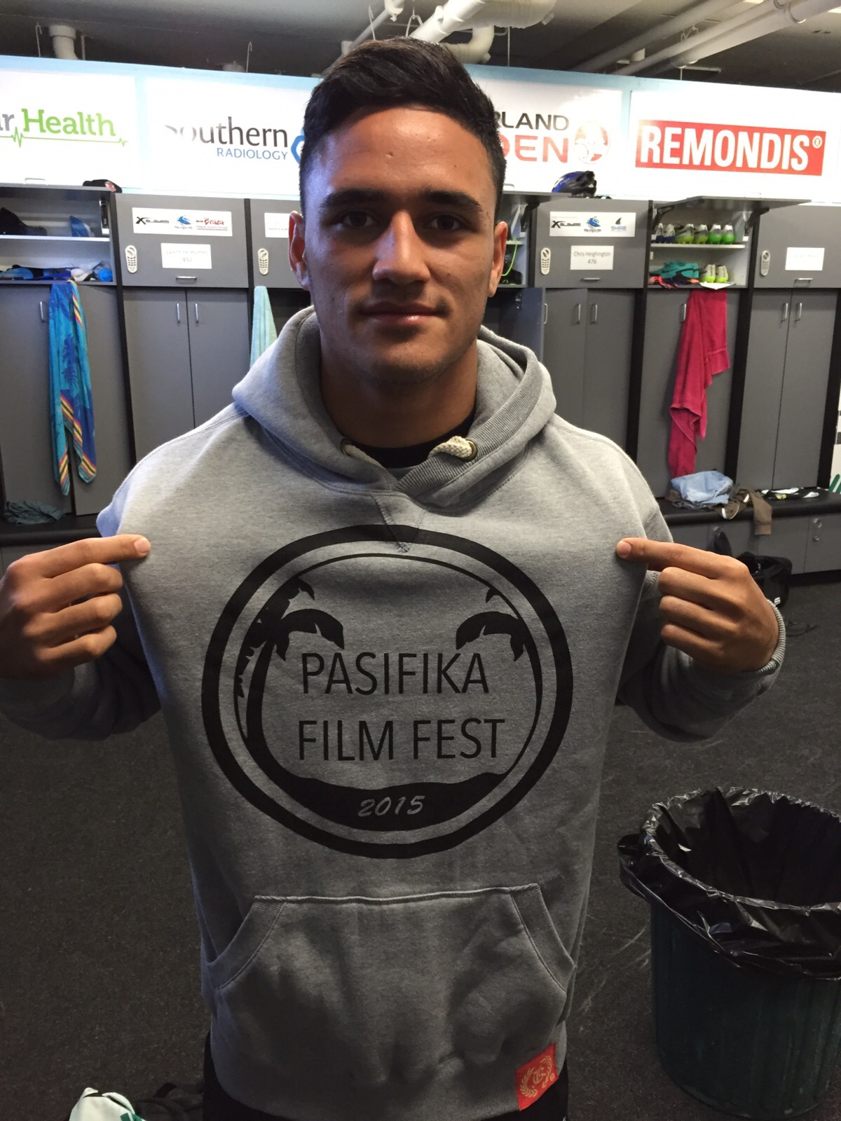 Cronulla Sharks Supporting PFF