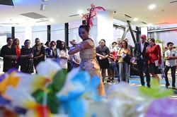 Opening Night Tau'olunga performance by Mary Greatz at PFF2016 #pasifikafilmfest