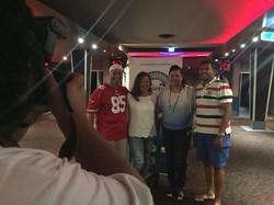 Poi E screening last night in Brisbane at _eventcinemasgardencity 3