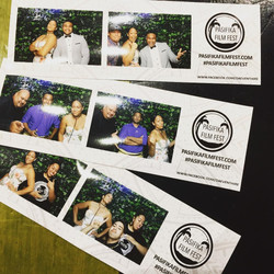 So much fun and so many selfies thanks to the crew at _divineaffairs who set up the Photo Booth for