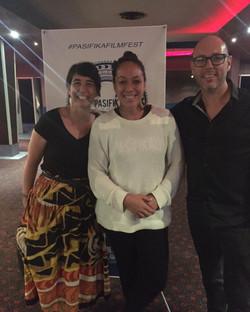 Poi E screening last night in Brisbane at _eventcinemasgardencity